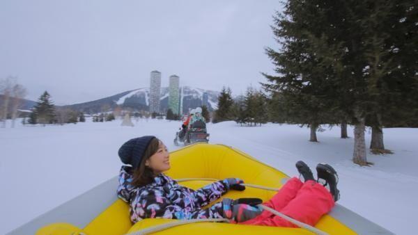 スキーやスノボだけじゃない! 「星野リゾート トマム」でできる大人の雪遊び