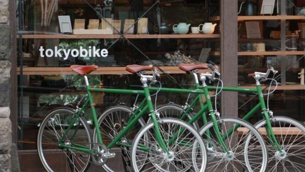 気軽に立ち寄れるオシャレなレンタサイクル「Tokyobike Rentals Yanaka」