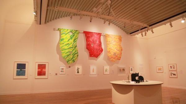 懐かしさ爆発! 絵本『はらぺこあおむし』の原画も展示♡ 「エリック・カール展」