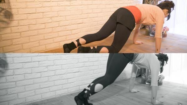 靴下があればできる!全身のぜい肉に効く簡単エクササイズ