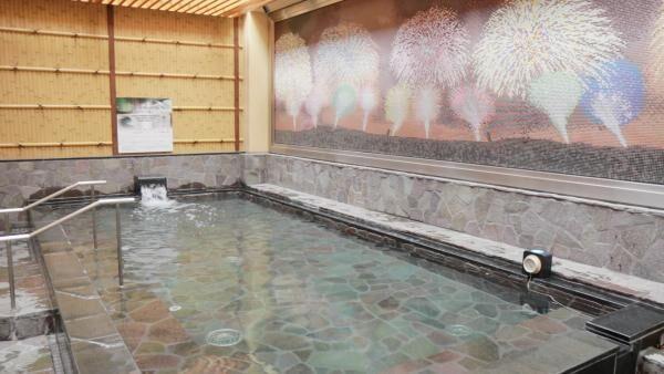 露天の天然温泉は中伊豆直送♪ 都内最大級の日帰り温泉「テルマー湯」