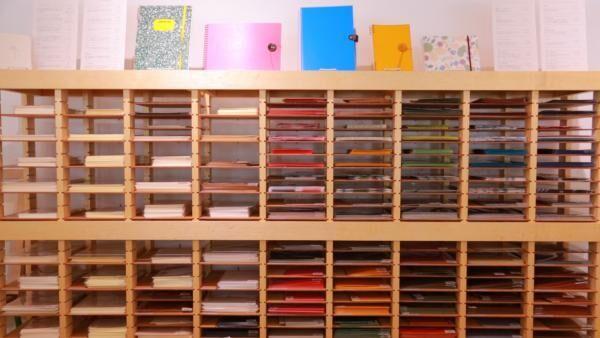 組み合わせは無限大!文房具店で作るオリジナルノート