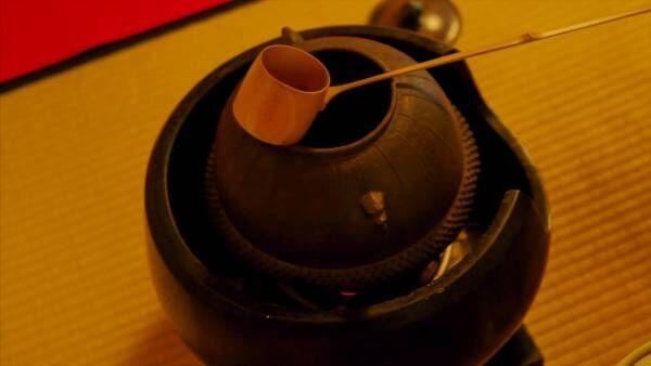 極上宿「星野リゾート 界 出雲」 茶の湯体験で非日常のひとときを