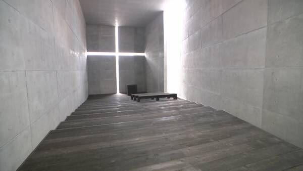光の教会に圧倒される。国立新美術館「安藤忠雄展-挑戦-」