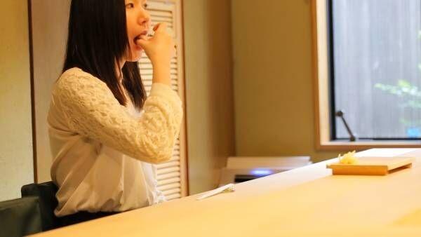 高級店のカウンターでも物怖じしない! 粋な女のお寿司のたしなみ方