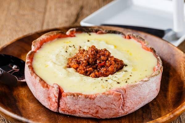 チーズ好き集合!たっぷりのチーズを味わい尽くせる隠れ家ダイニング