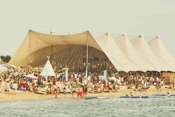 海とフェス好き集まれ!リゾートビーチで開催の音楽フェス