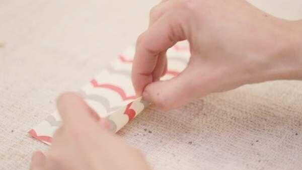 不器用さんでもOK! 折り紙でつくる簡単便利な「箸包み」