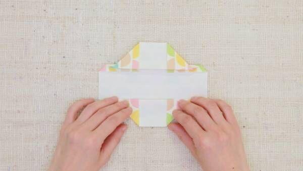 知ってた? 折り紙でオトナかわいいギフトボックスの作り方