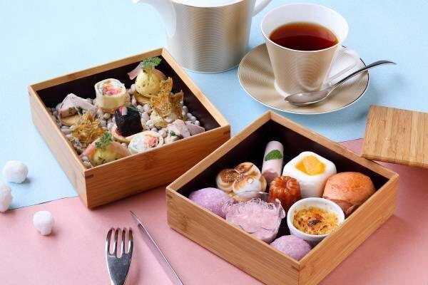 今年の春は京都で「お花味」桜のスイーツとカクテルで春を味わう