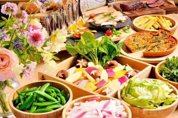 人気ホテルの桜舞う春の訪れを祝う宿泊プランや料理が登場