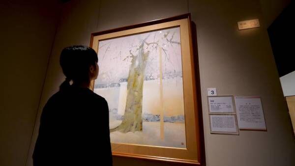 世界にひとつの桜を愛でる。美術館で楽しむアートなお花見