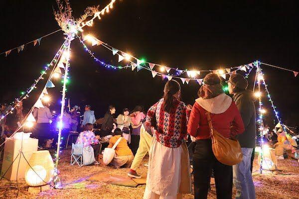 ゆとり女子のための「シネマ野外フェス」開催!