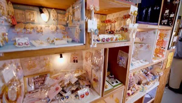 """私のお気に入りは""""箱の中""""に。下北沢のハンドメイド雑貨店"""