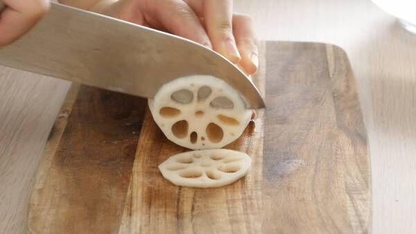 おいしさを引き出す料理の基本。レンコンを上手に調理するコツ
