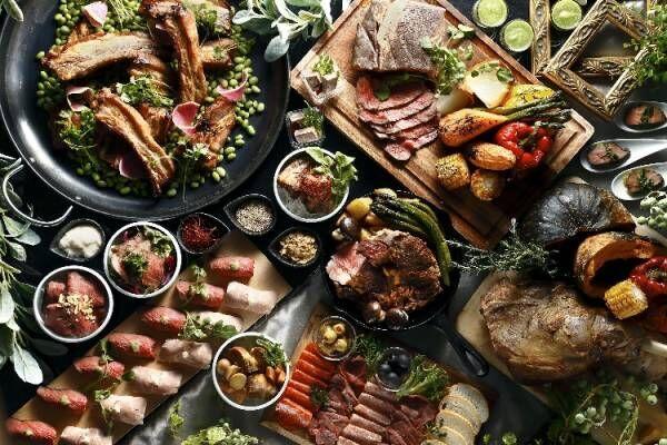 絶品お肉料理が食べ放題!「MEAT FESTIVAL」が開催