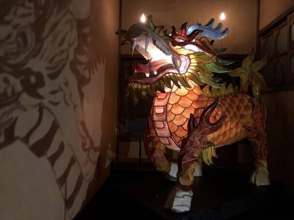 都内最大級のあかりアート展「和のあかり×百段階段2018」開催!