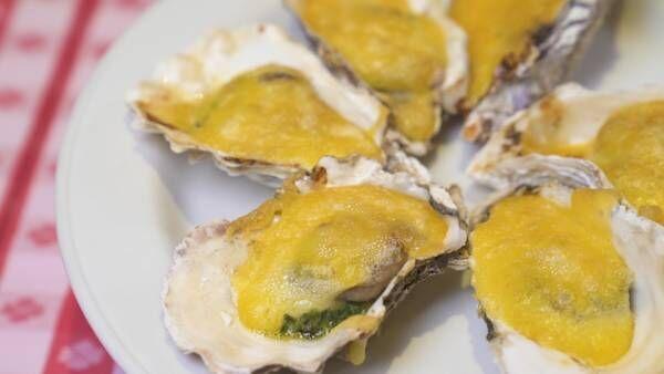 海の幸をほおばる。クリーミーなフレッシュ牡蠣を食べ比べ!
