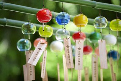 昨年40万人が来場!「川越氷川神社 縁むすび風鈴」開催