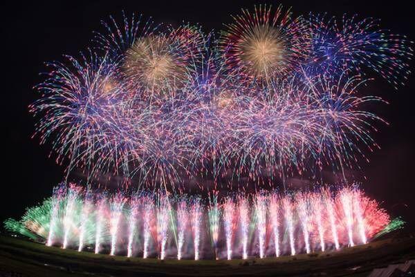 東京湾の新たな風物詩!「東京花火大祭〜EDOMODE〜」が開催!