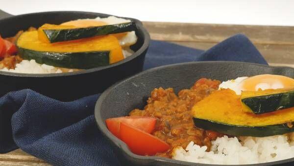 トマト鍋をアレンジ。ごはんが進む「旨味たっぷりカレー」