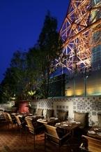芝公園「Terrace Dining TANGO」のクリスマスディナー