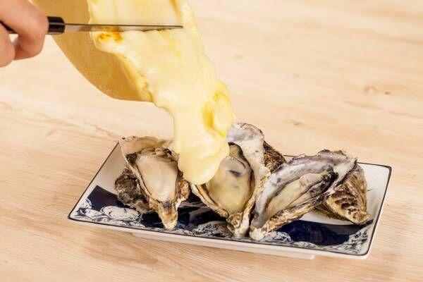 牡蠣とチーズ!? 新感覚グルメ「恵比寿マルヒ」