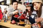 【星野リゾート トマム】ゲレンデで海鮮こぼれフェスを初開催!