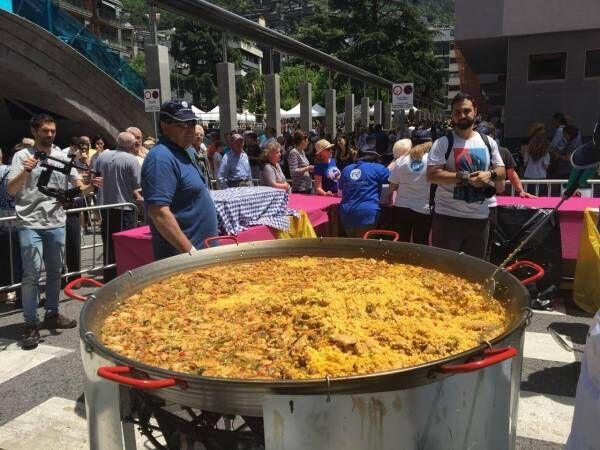 スペイン料理日本一が決まる!「パエリア・タパス祭り2019」開催