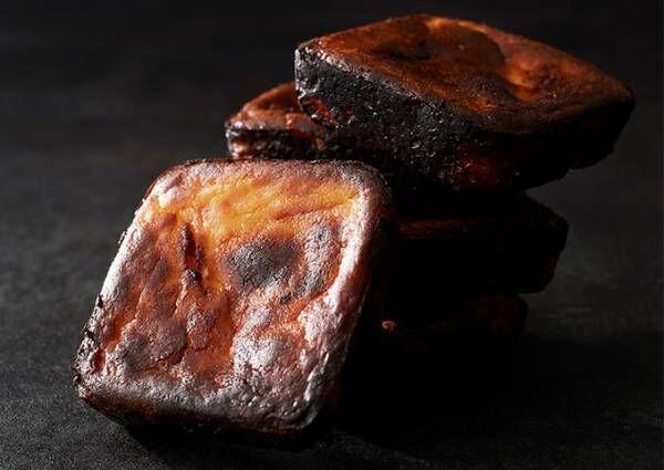 バスク地方発の黒いチーズケーキ「BLOCK BLOCK TOKYO」
