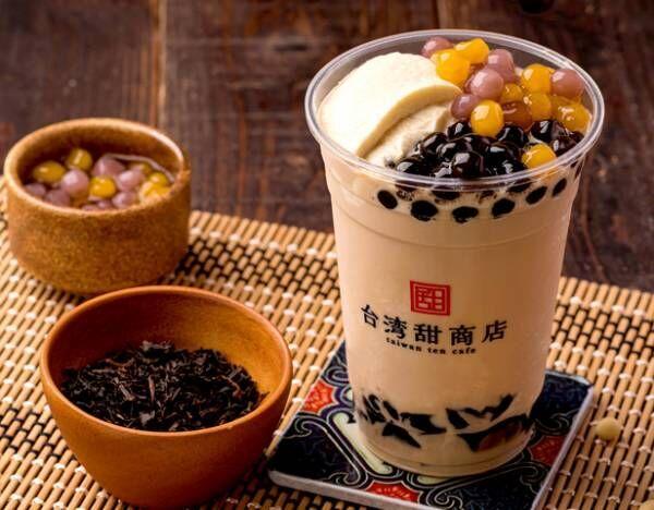 生タピオカ専門店「台湾甜商店」が表参道に新店舗オープン!