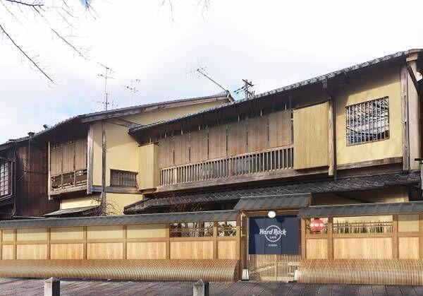 京都の伝統とロックが融合した「ハードロックカフェ」がオープン!