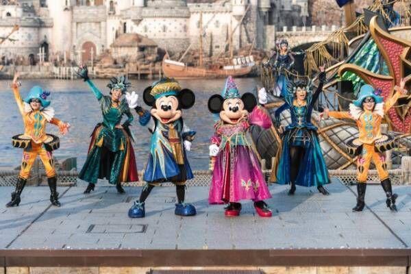 【2019年】ディズニー・ハロウィーン「フェスティバル・オブ・ミスティーク」がスタート!