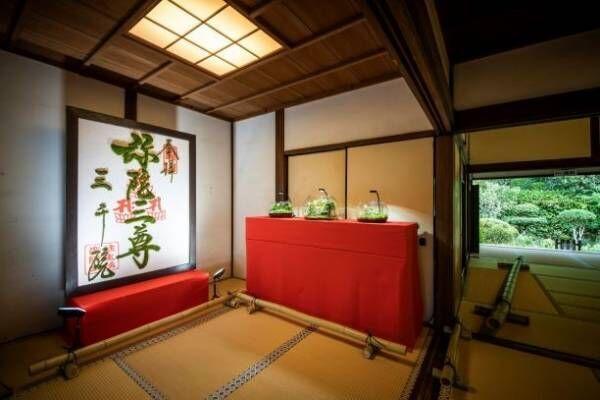 【苔アート】「モシュ印・コケ寺リウム」展示開催