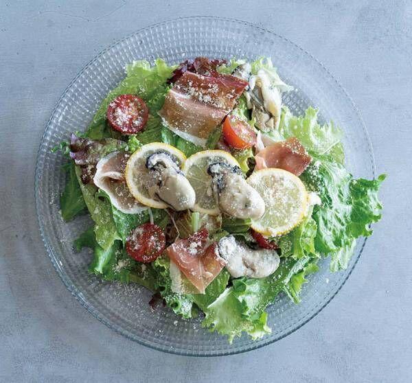 栄養たっぷりの牡蠣をランチで美味しくヘルシーに!「牡蠣サラダランチ」を食べに行こう!