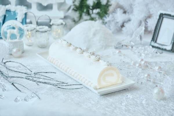【ヒルトン東京ベイ】純白のクリスマスビュッフェ「ロイヤル・ホワイトクリスマス」開催