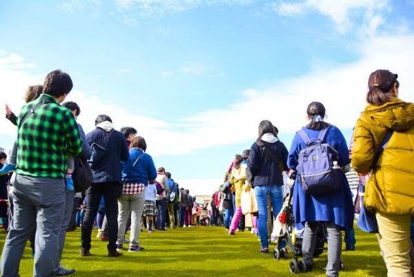 川崎市最大のパンイベント「かわさきパンマルシェ2019」川崎競馬場で開催