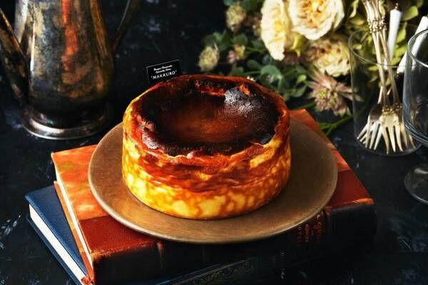 こんがり焼いた真っ黒なバスクチーズケーキ 「マックロ」愛知・名古屋にOPEN