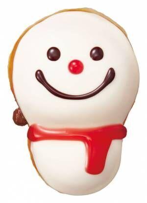 今年の冬はドーナツ!クリスピークリームドーナツの「BABY MERRY Holiday」