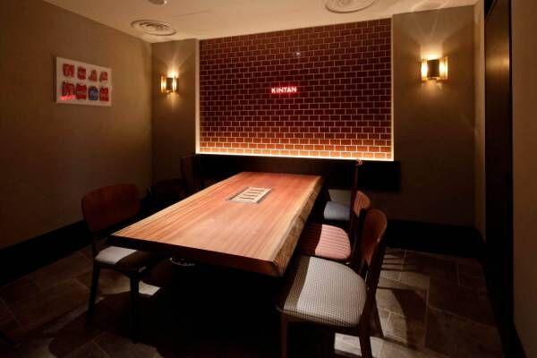 カジュアルに絶品焼肉を楽しめる「渋谷焼肉 KINTAN」が東京・渋谷パルコにOPEN