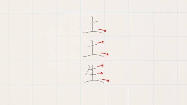【美文字の基本1】バランスの良いキレイな文字を書くコツ
