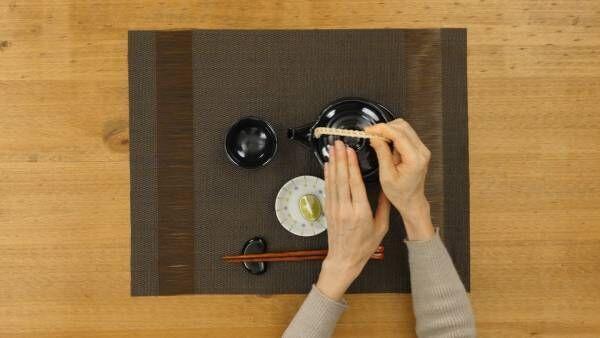 秋の贅沢「松茸土瓶蒸し」の食べ方を解説!正しく食べる順番