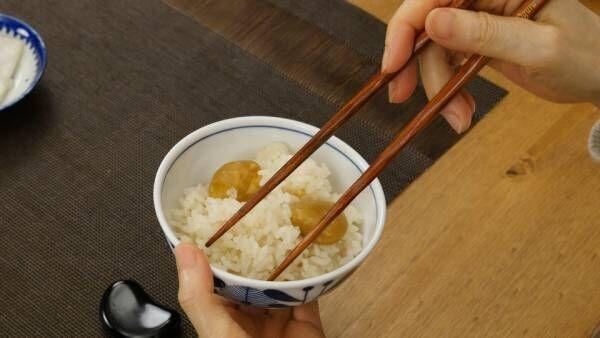 秋に食べたい「栗おこわ」の食べ方!食べる順番や基本マナー