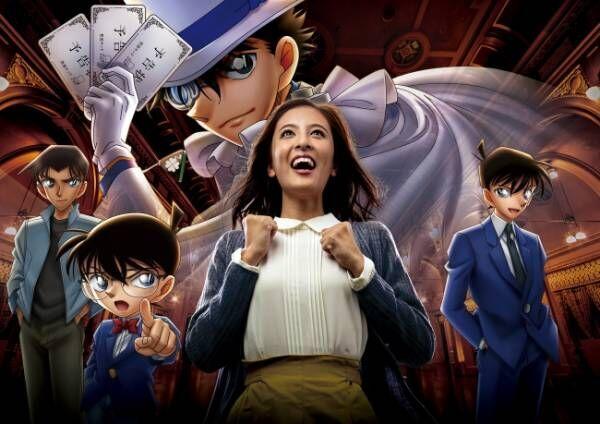 USJクールジャパン2019に『名探偵コナン・ワールド』が登場!