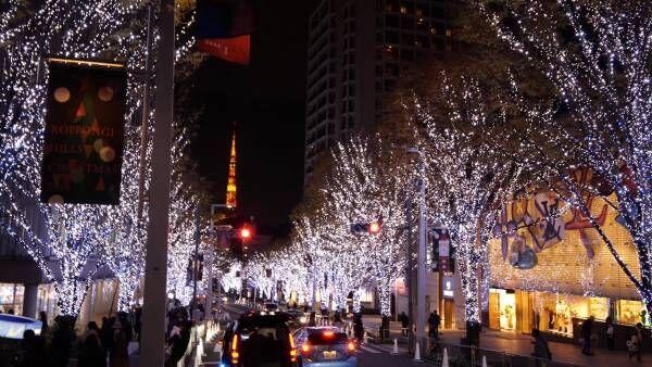 六本木「クリスマスイベント&イルミネーション2018」おすすめ情報
