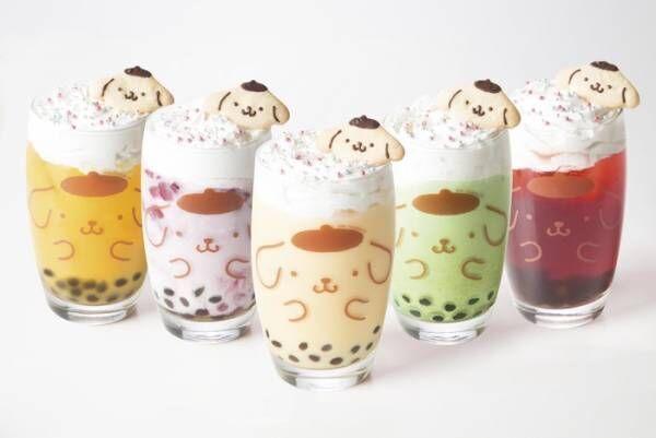 「ポムポムプリンカフェ」バレンタイン&ホワイトDayメニュー登場!