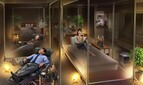睡眠不足のビジネスマン必見!体験型「睡眠カフェ」が大井町に誕生