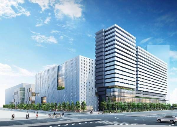 東京湾岸エリア最大級の商業施設や温泉付きホテルが立ち並ぶ「有明ガーデン」