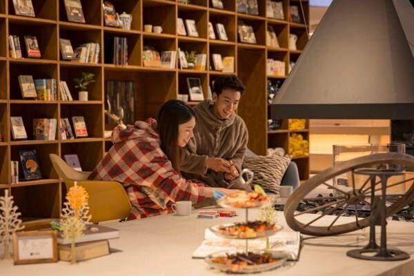 """北海道初の「おふろcafe」オープン!""""星の降る里""""芦別の露天風呂でリラックス"""