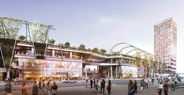 渋谷~原宿間に新しい宮下公園が誕生!公園×商業施設×ホテルの複合施設に